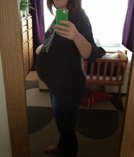 bump 38+3 weeks