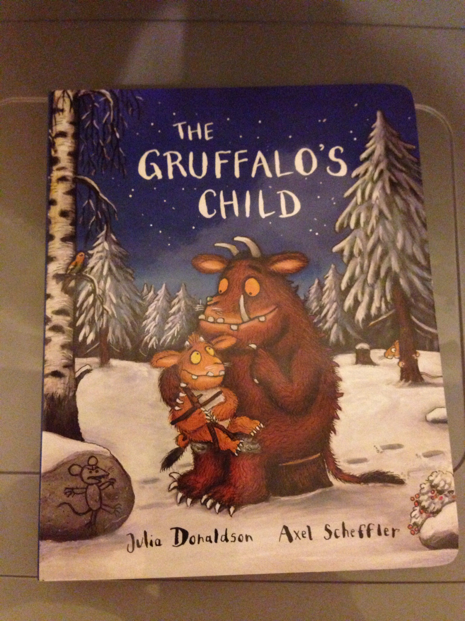 The Gruffalo's child book review