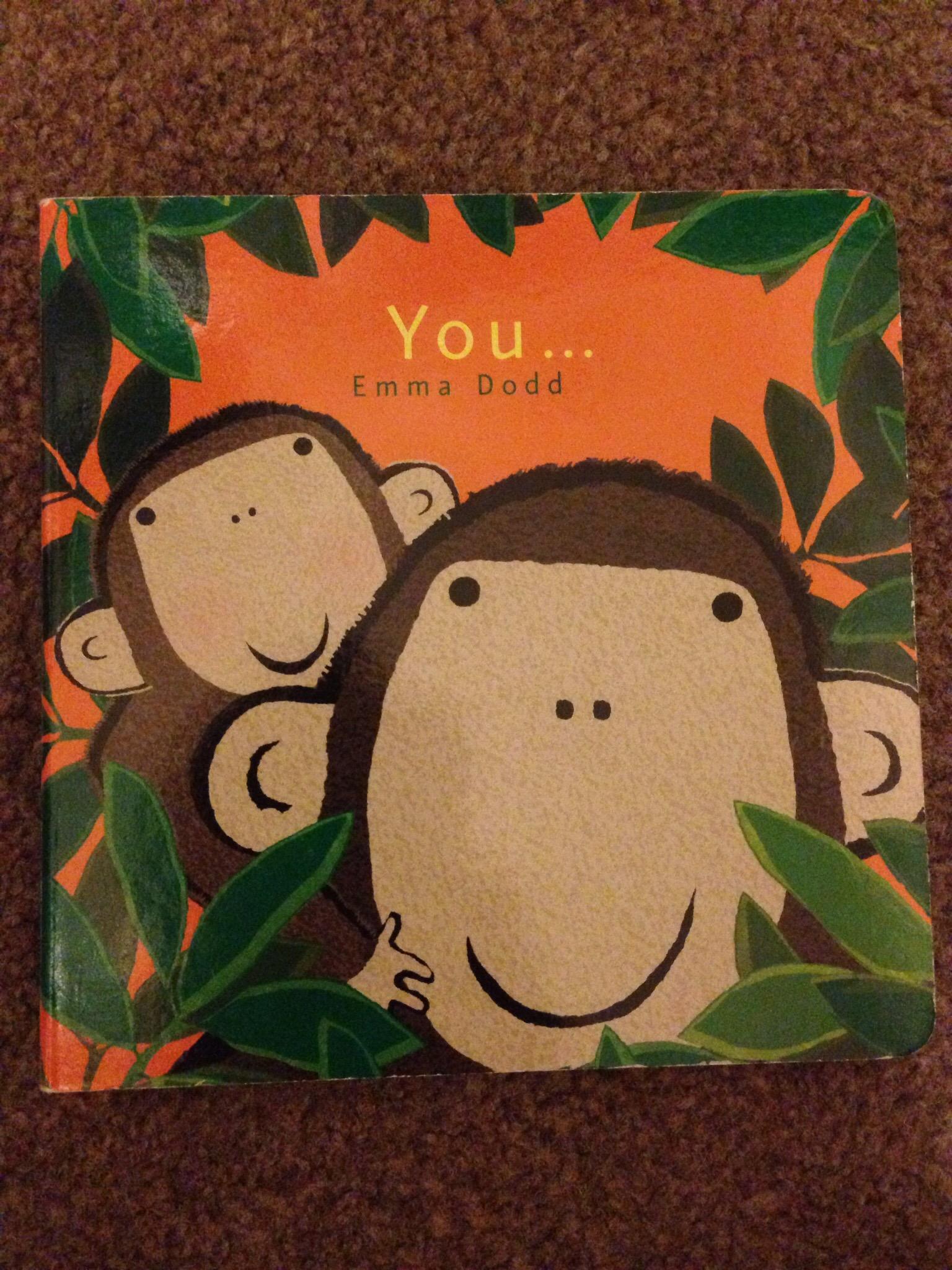 You by Emma Dodd