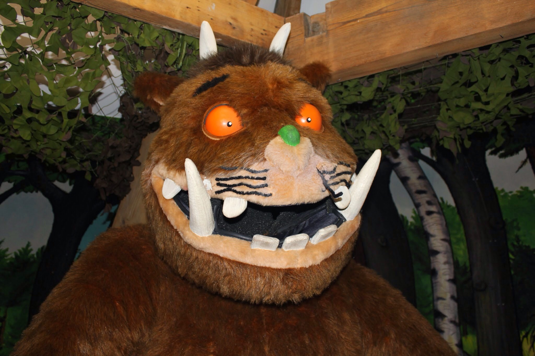 Gruffalo at Seven Stories