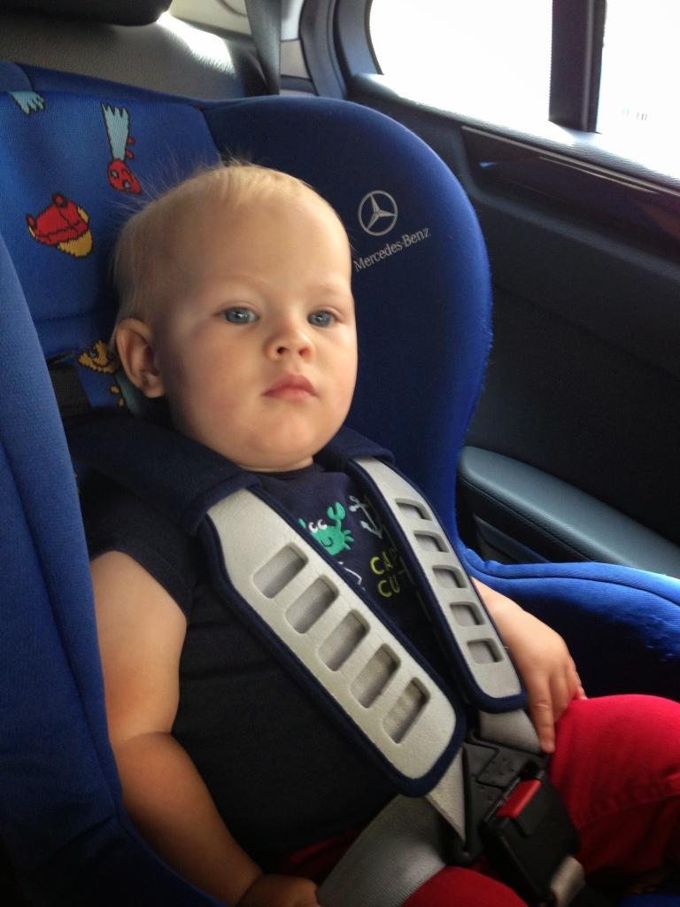baby car seat Berlin