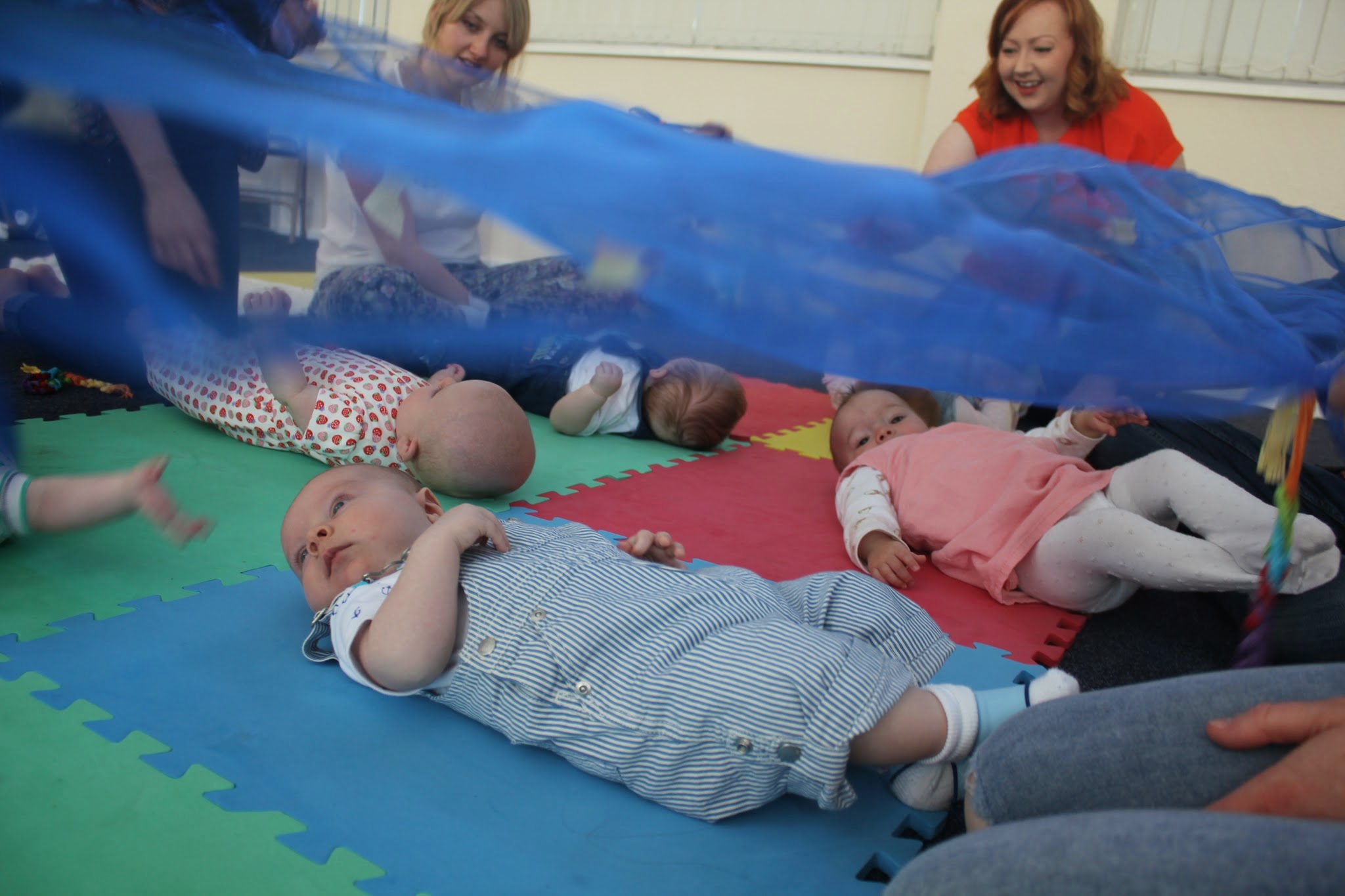 babies under the sea at tots play north shields