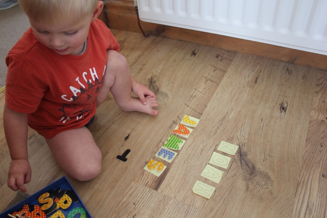name recognition practice for toddlers and preschoolers and a review of the little boy who lost his name book