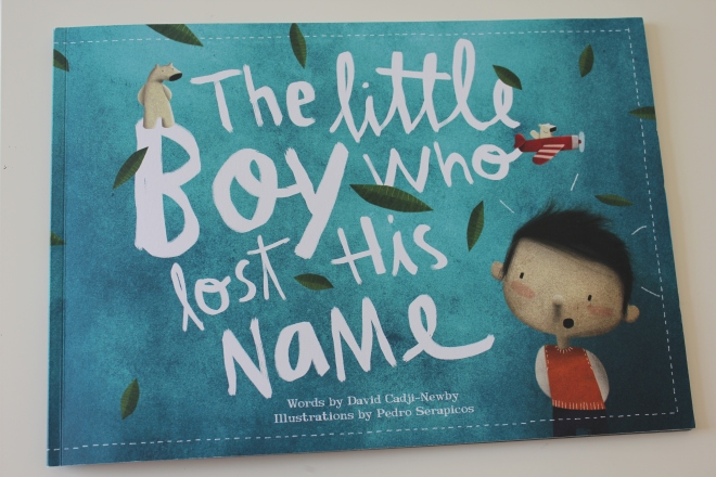 the little boy who lost his name book review