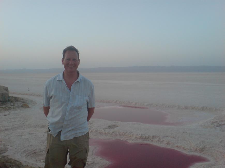 salt flats tunisia chott el jerid