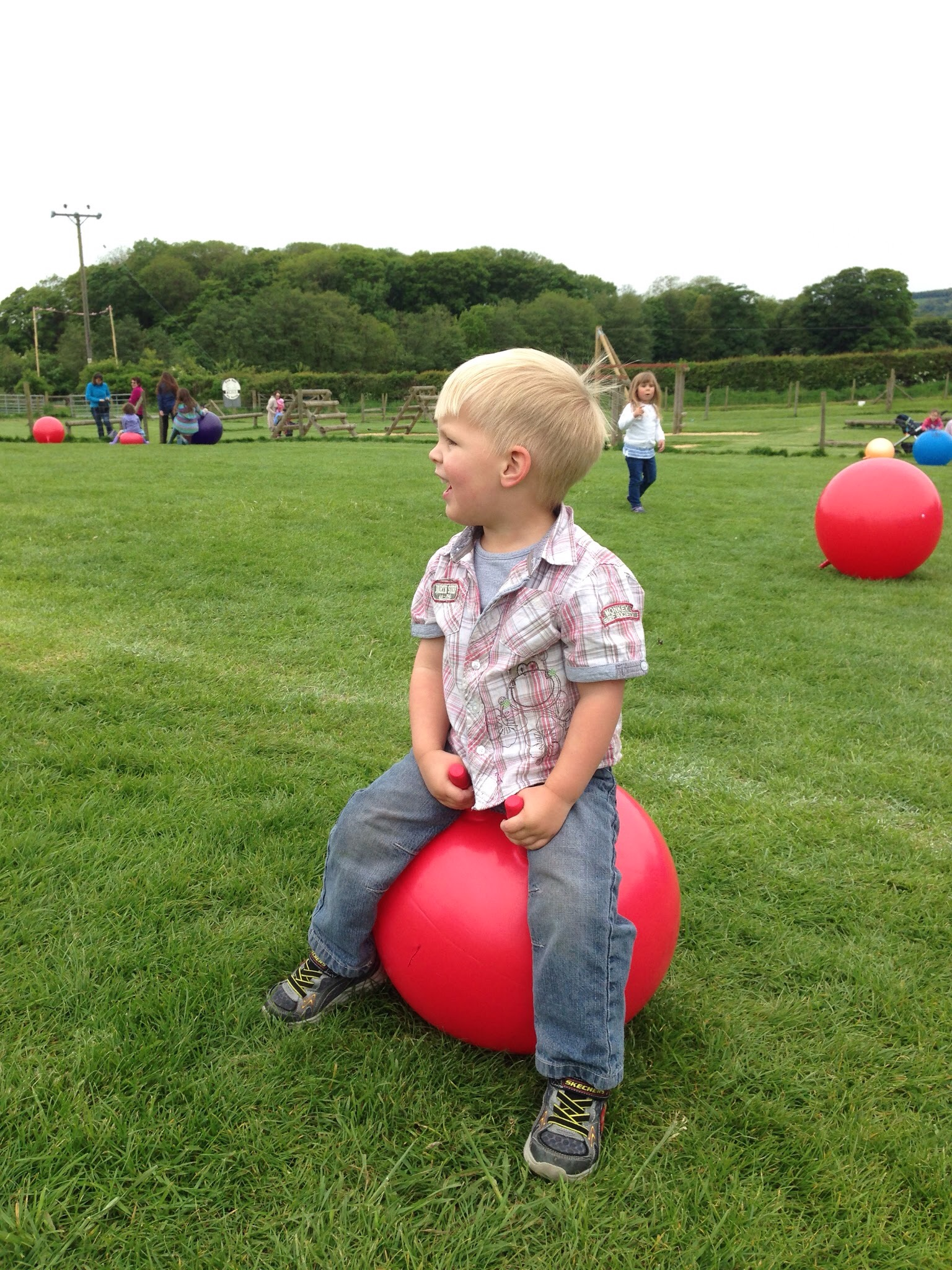 park hall farm oswestry in shropshire has so much to do and is great value for a day out with a toddler