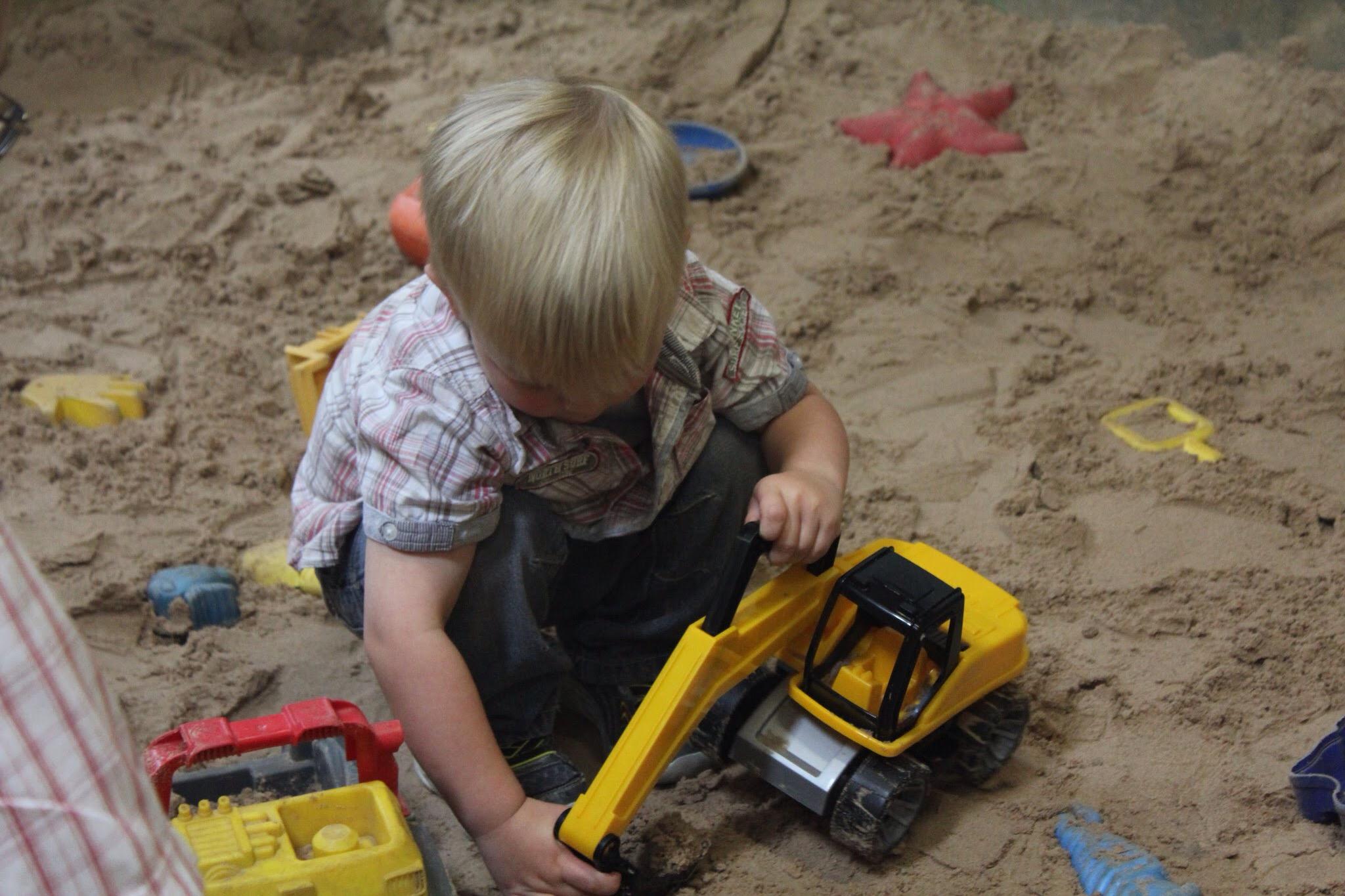 park hall farm sandpit