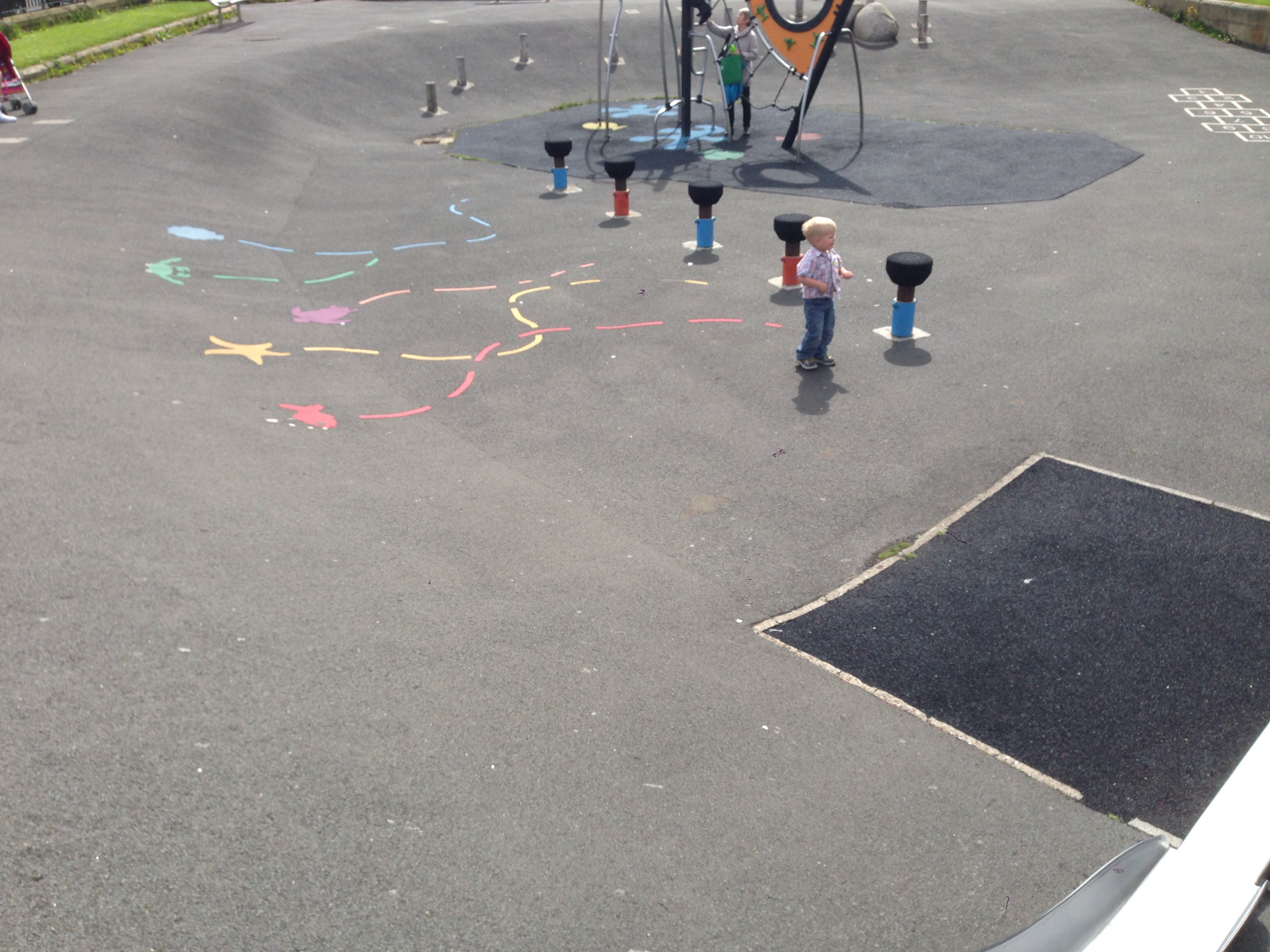 playgrounds in north tyneside rockcliffe park