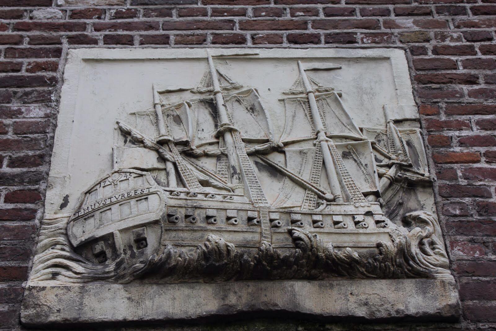 Thuystvreest amsterdam