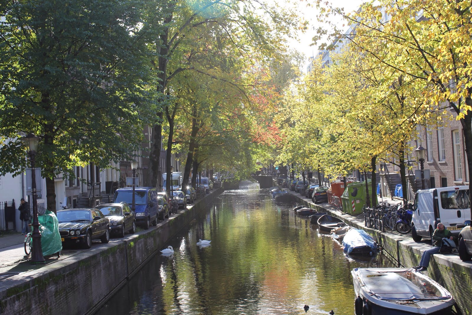 canal amsterdam babyfoote