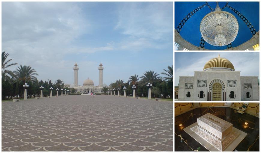 mausoleum tunisia monastir