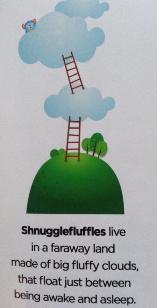 Where do Shnugglefluffles live