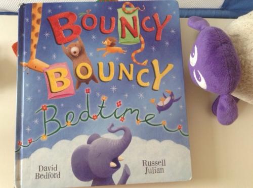 Bouncy bouncy bedtime David Bedford