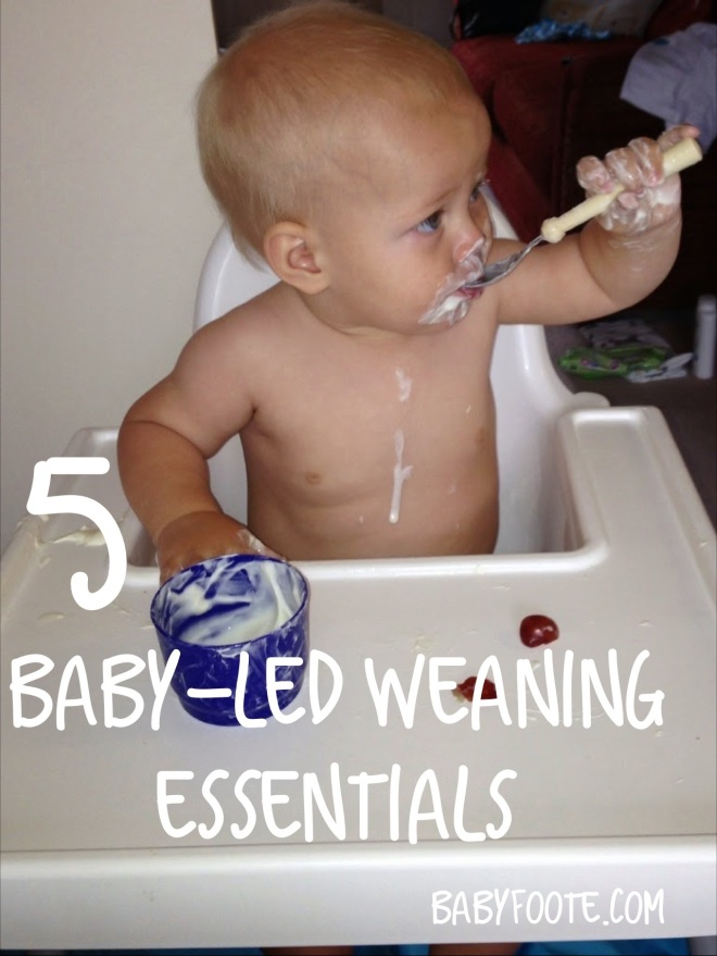 5 products you MUST HAVE for baby led weaning! Trust me - I'm two kids in!