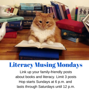 mary hill  musing mondays literacy
