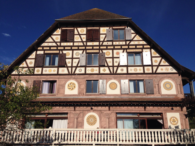 hotel dambach alsace france