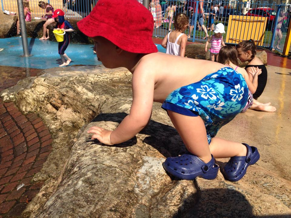 Playgrounds in North Tyneside –Whitley Bay Play Park