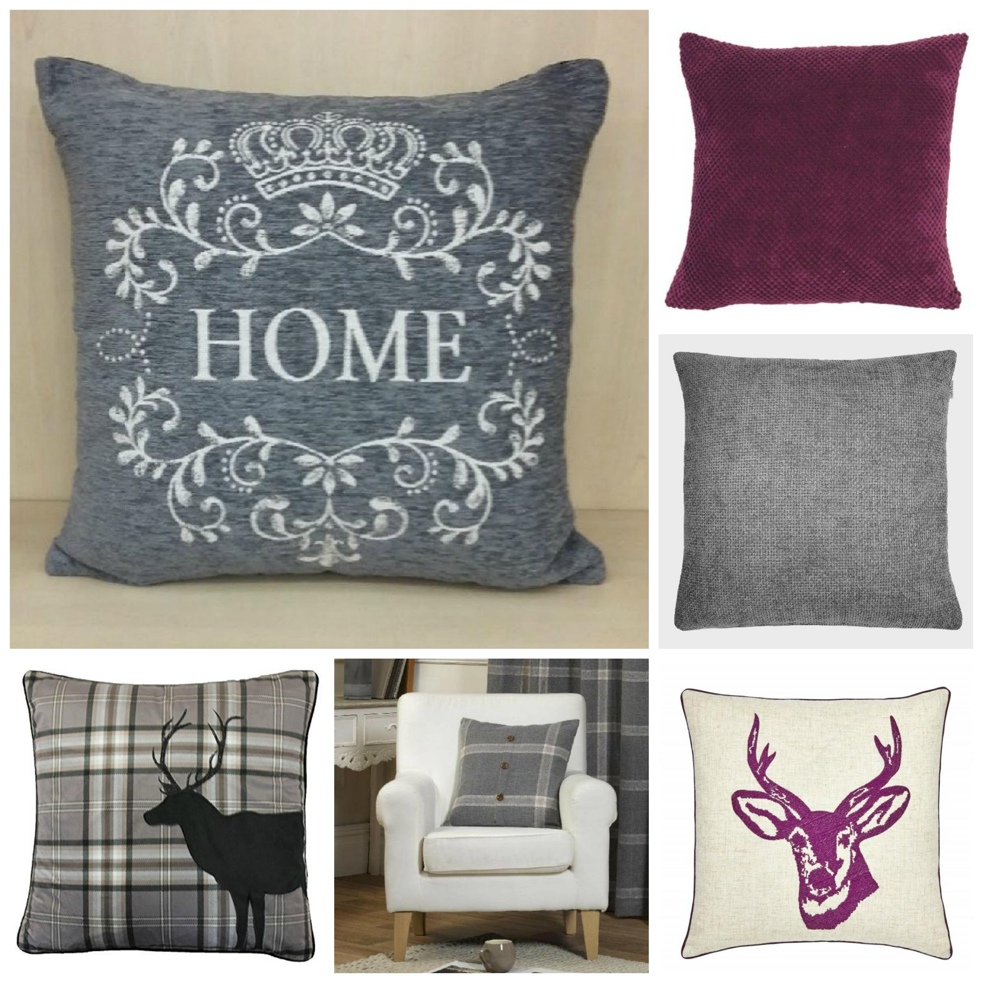 yorkshire linen cushions