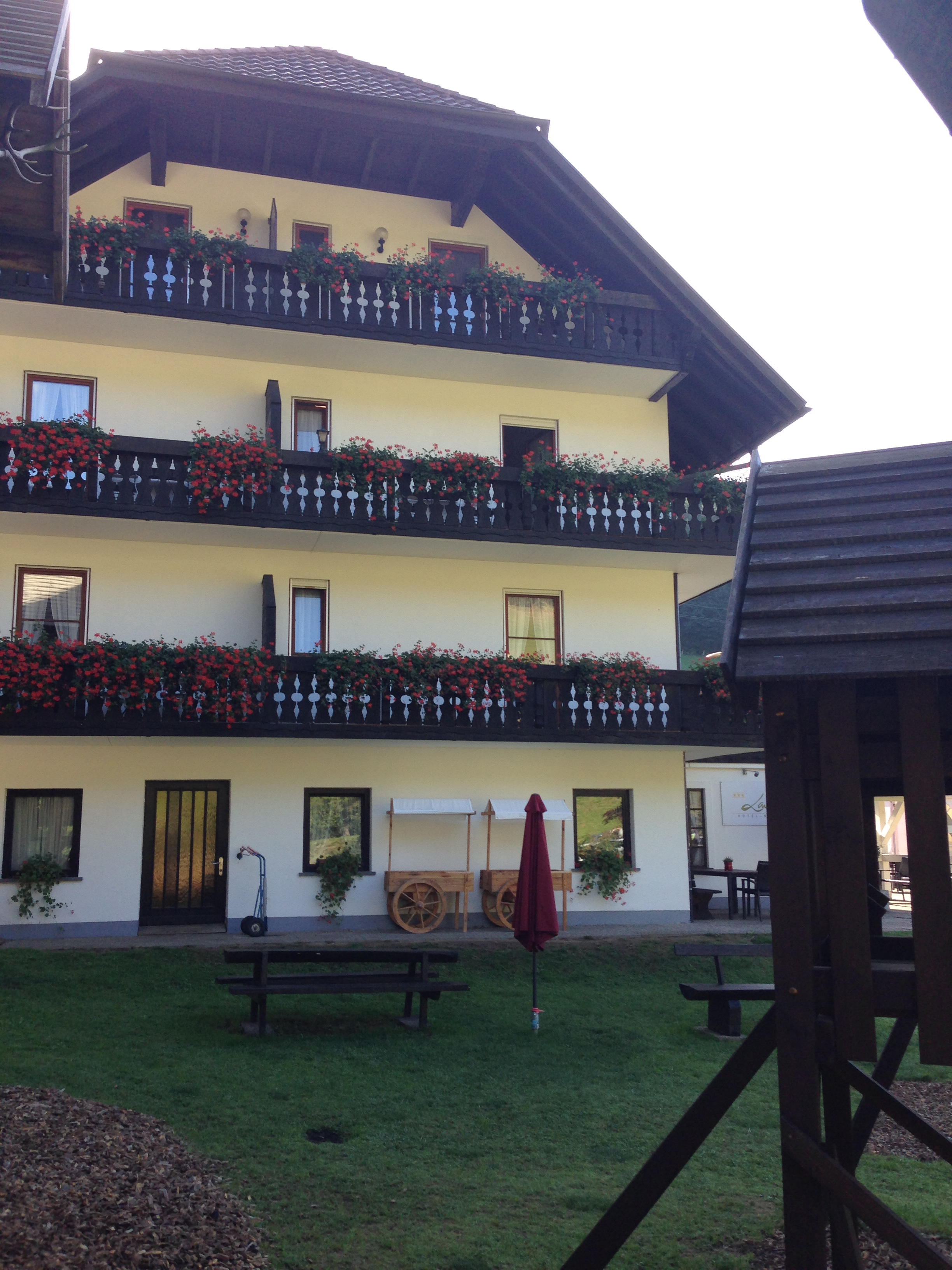 Hotel zum fröhlichen Landmann