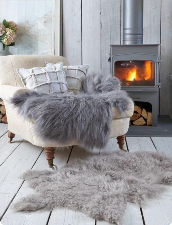 nordic lambskin rugs