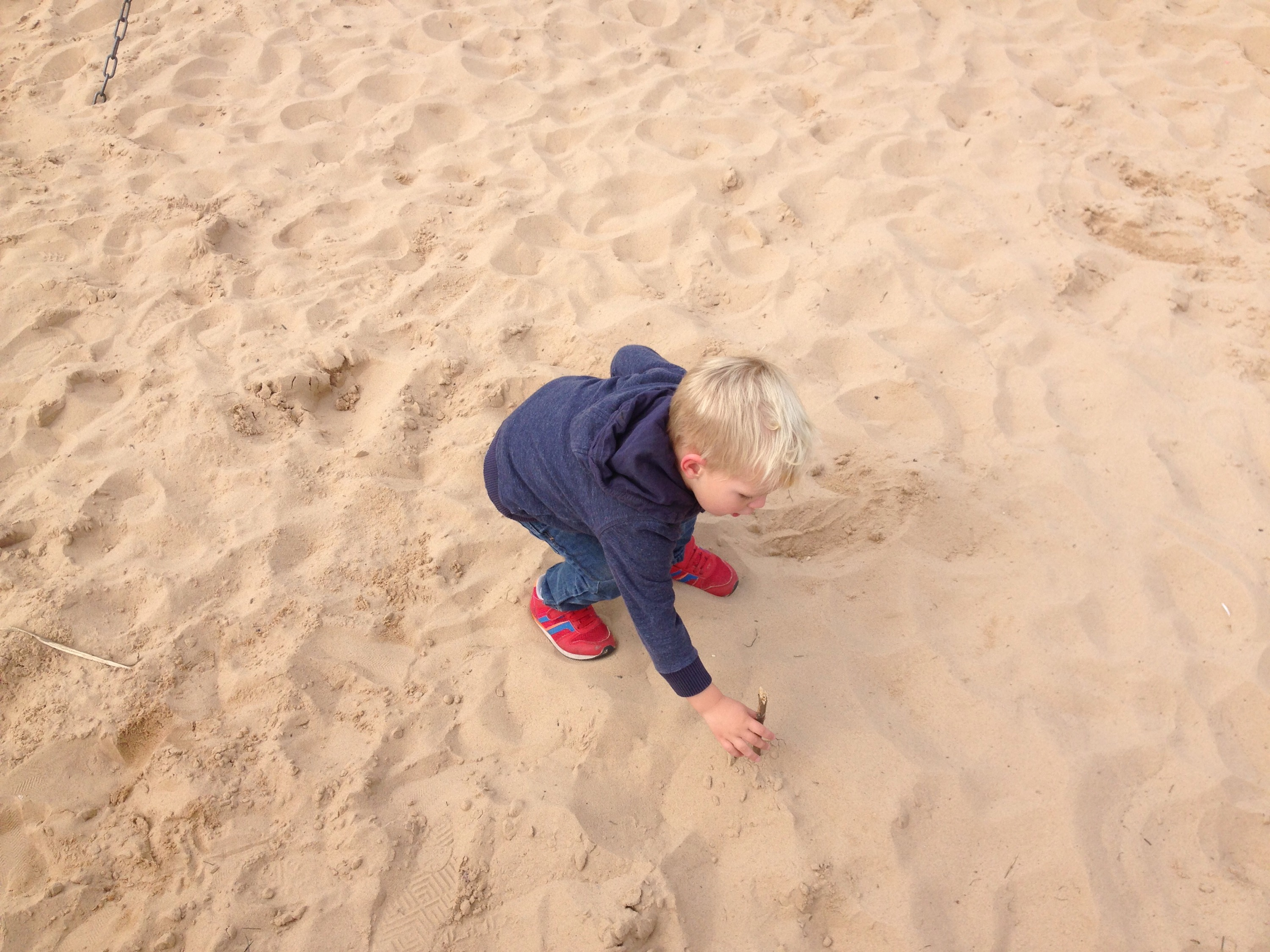 north tyneside playground link road sand pit
