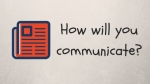 how will you communicate with nursery about your child?