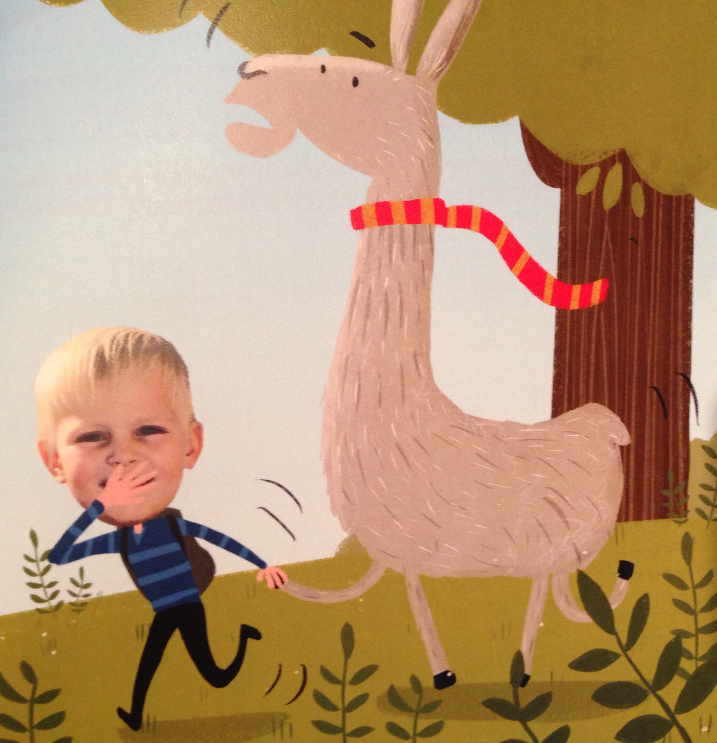 amazing pages story book review personalised picture